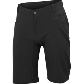 Sportful Giara Overshorts Men black/black